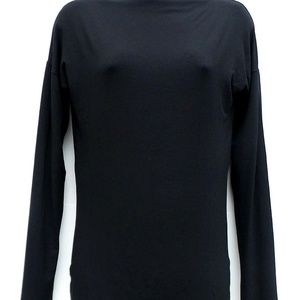 Vince long sleeve tee black S Small